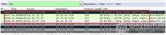 理论联系实际:Wireshark抓包分析TCP 3次握手、4次挥手过程_14.jpg